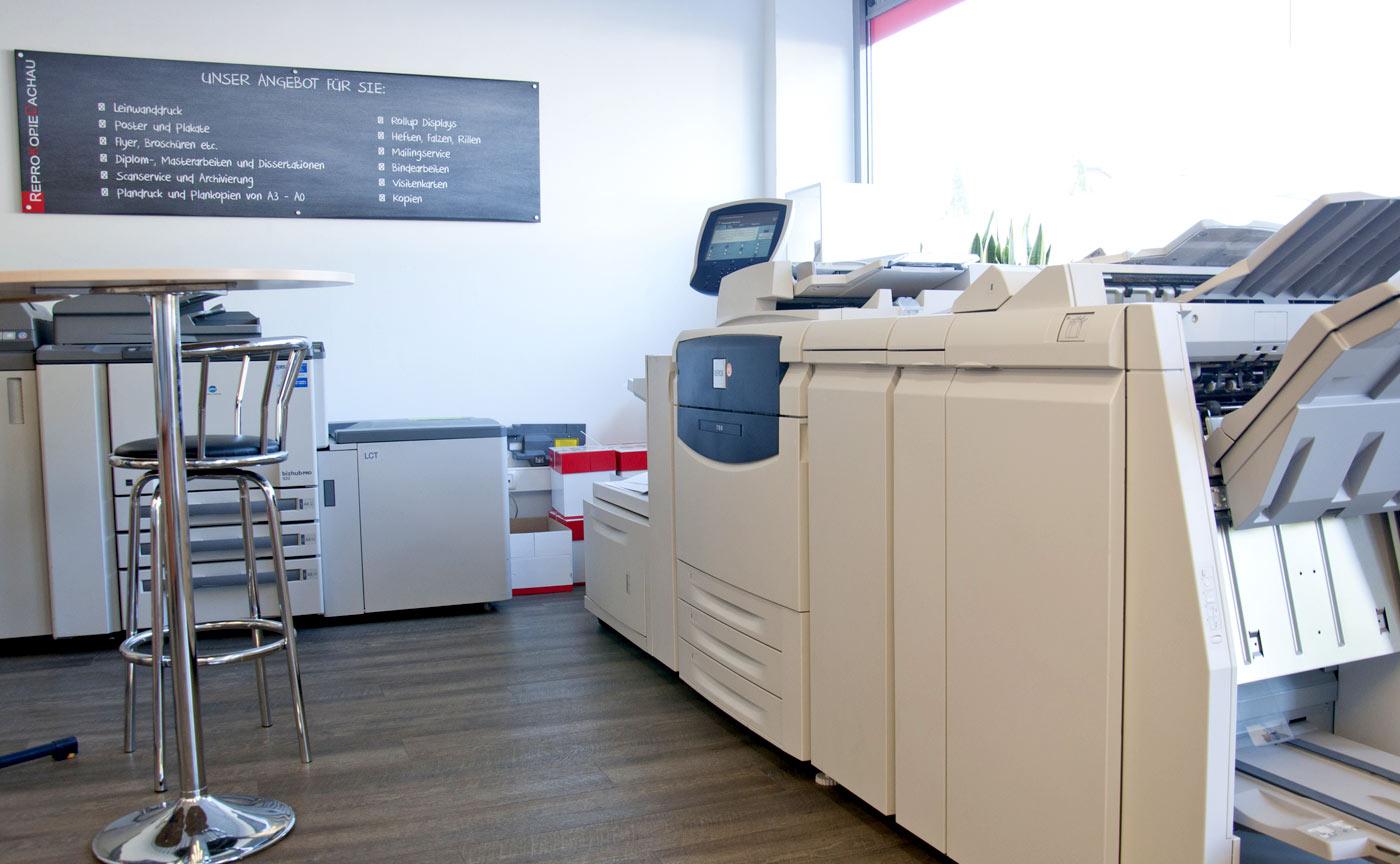 Digitaler Druck Und Kopierservice Reprokopiedachau